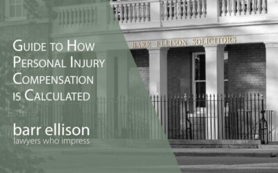How Personal Injury Compensation is Calculated