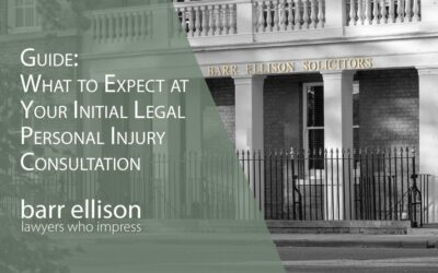 What to Expect at your Free Personal Injury Legal Consultation