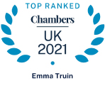 Emma Truin Chambers Top Ranked Personal injury Lawyer