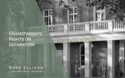 Rights of Grandparents on Separation